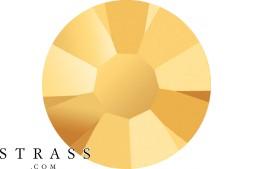 Cristales de Swarovski 2078 SS 12 CRYSTAL DORADO A HF (5091494)