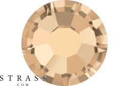 Cristales de Swarovski 2078 SS 12 CRYSTAL GOL.SHADOW A HF (5064505)