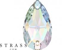 Cristales de Swarovski 3230 MM 12,0X 7,0 CRYSTAL AB F (650060)