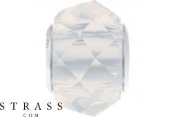 Cristales de Swarovski 5948 MM 14,0 WHITE OPAL STEEL (1184581)