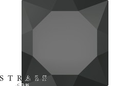 Cristales de Swarovski 3500 MM 12,5X 7,0 JET (1032214)