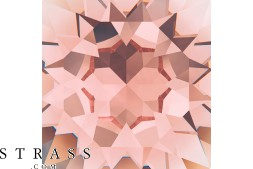 Cristales de Swarovski 3500 MM 12,5X 7,0 VINTAGE ROSE F (1032219)