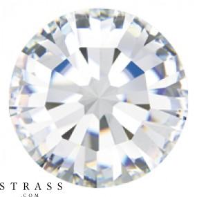 Cristales de Swarovski 1088 Crystal (001) Moonlight Both Sides (MOL2X)