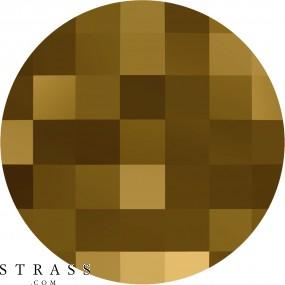 Cristales de Swarovski 2035 MM 14,0 CRYSTAL DORADO M HF (1062299)