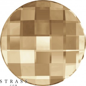 Cristales de Swarovski 2035 Crystal (001) Golden Shadow (GSHA)