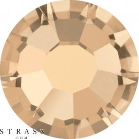 Cristales de Swarovski 2078 Crystal (001) Golden Shadow (GSHA)