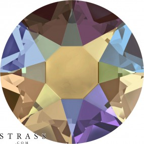 Cristales de Swarovski 2078 Topaz (203) Shimmer (SHIM)