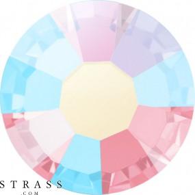 Cristales de Swarovski 2078 Light Rose (223) Aurore Boréale (AB)