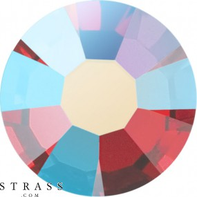 Cristales de Swarovski 2078 Light Siam (227) Shimmer (SHIM)