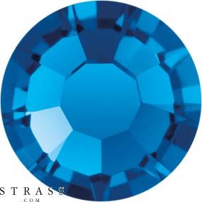 Cristales de Swarovski 2078 Capri Blue (243)