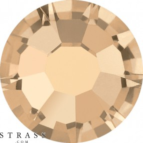 Cristales de Swarovski 2088 SS 12 CRYSTAL GOL.SHADOW F (5064488)
