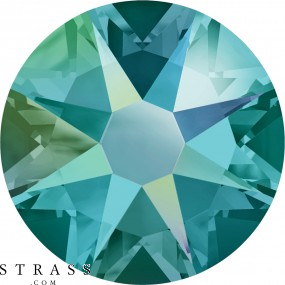Cristales de Swarovski 2088 Blue Zircon (229) Shimmer (SHIM)