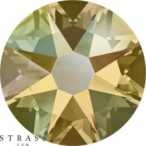 Cristales de Swarovski 2088 Light Colorado Topaz (246) Shimmer (SHIM)