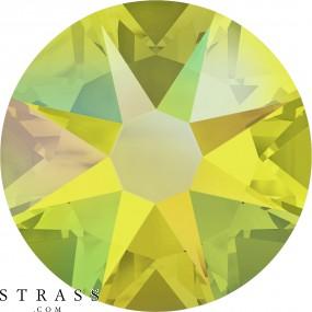Cristales de Swarovski 2088 Citrine (249) Shimmer (SHIM)