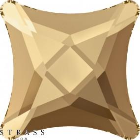 Cristales de Swarovski 2494 Crystal (001) Golden Shadow (GSHA)