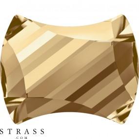 Cristales de Swarovski 2540 Crystal (001) Golden Shadow (GSHA)