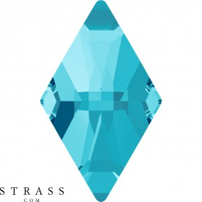 Cristales de Swarovski 2709 MM 13,0X 8,0 AQUAMARINE M HF (1156577)