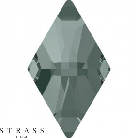 Cristales de Swarovski 2709 MM 13,0X 8,0 BLACK DIAMOND M HF (1156578)