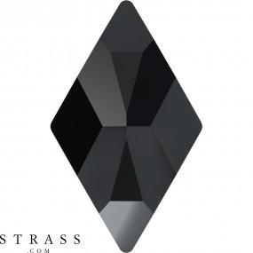 Cristales de Swarovski 2709 MM 10,0X 6,0 JET M HF (1157170)
