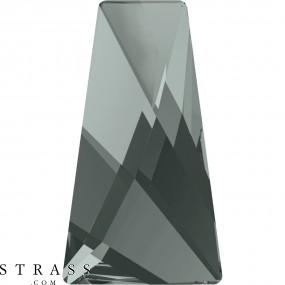 Cristales de Swarovski 2770 Black Diamond (215)