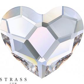 Cristales de Swarovski 2808 MM 10,0 CRYSTAL AB F (1161917)