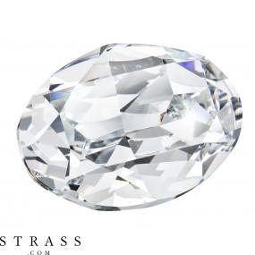 Cristales de Swarovski 4120 Crystal (001) Dark Red (L108S)