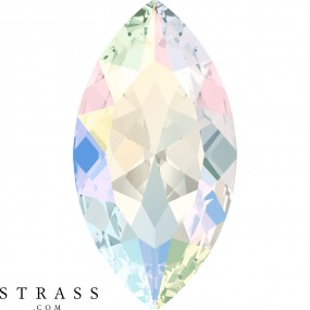 Cristales de Swarovski 4227 Crystal (001) Aurore Boréale (AB)