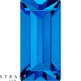 Cristales de Swarovski 4501 Sapphire (206)
