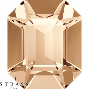 Cristales de Swarovski 4600 Crystal (001) Golden Shadow (GSHA)
