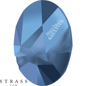 Cristales de Swarovski 4920 Crystal (001) Metallic Blue (METBL)