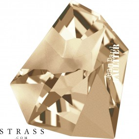 Cristales de Swarovski 4922 Crystal (001) Golden Shadow (GSHA)