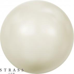 Cristales de Swarovski 5810 Crystal (001) Ivory Pearl (708)