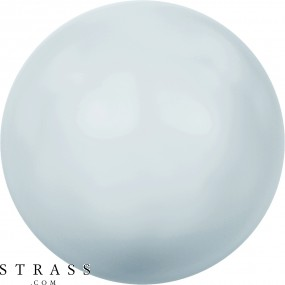 Cristales de Swarovski 5810 Crystal (001) Pastel Blue Pearl (966)