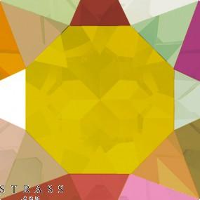Cristales de Swarovski 2028 Light Siam (227) Aurore Boréale (AB)