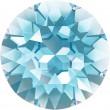 Cristales de Swarovski 1088 Aquamarine (202)