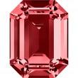 Cristales de Swarovski 4610 Siam (208)