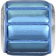 Cristales de Swarovski 180801 Blue Brushed (071)