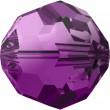 Cristales de Swarovski 5000 Amethyst Blend (721)