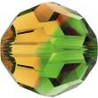 Cristales de Swarovski 5000 Fern Green Topaz Blend (724)