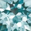 Cristales de Swarovski 4610 Indian Sapphire (217)