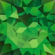 Cristales de Swarovski 2520 Fern Green (291)