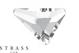 Cristalli a Swarovski 2739 MM 5,8X 5,3 CRYSTAL M HF (5230857)