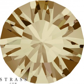 Cristalli a Swarovski 1028 Crystal (001) Golden Shadow (GSHA)