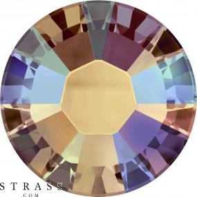 Cristalli a Preciosa 2038 Topaz (203) Shimmer (SHIM)