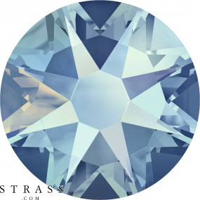 Cristalli a Swarovski 2088 Light Sapphire (211) Shimmer (SHIM)