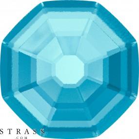 Cristalli a Swarovski 2611/G Aquamarine (202)