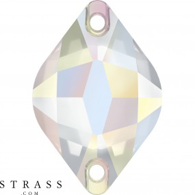 Cristalli a Swarovski 3211 MM 14,0X 9,0 CRYSTAL AB F (5267271)