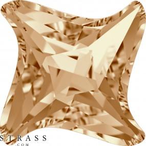 Cristalli a Swarovski 4485 Crystal (001) Golden Shadow (GSHA)