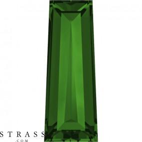 Cristalli a Swarovski 4503 MM 4,0X 2,0 DARK MOSS GREEN F (5077964)
