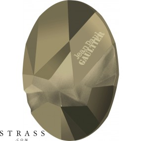 Cristalli a Swarovski 4920 Crystal (001) Metallic Light Gold (MLGLD)